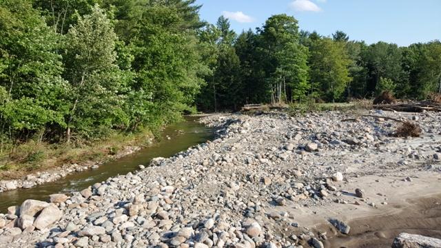 river scour