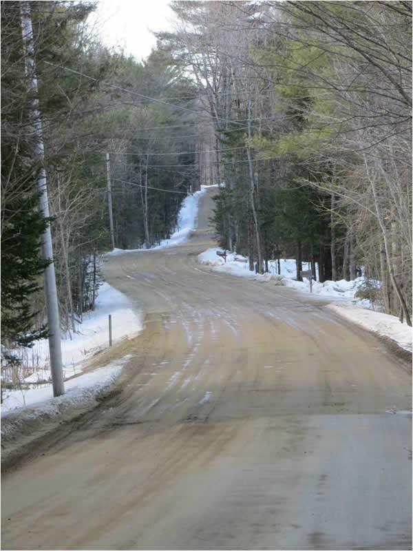 Dirt Roads In Nh