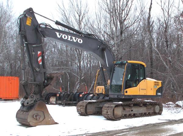 2013 Excavator