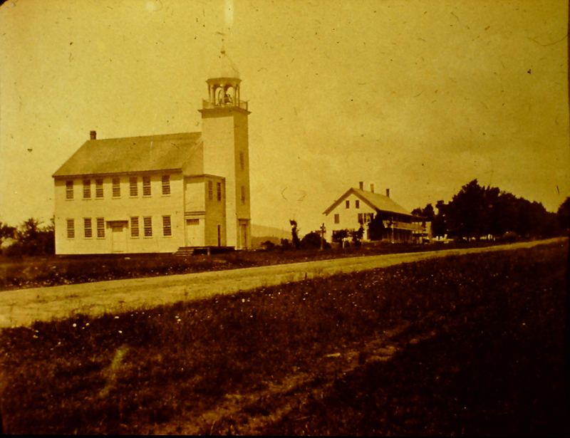 Meeting House without bell