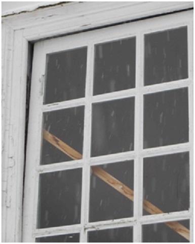 loose window